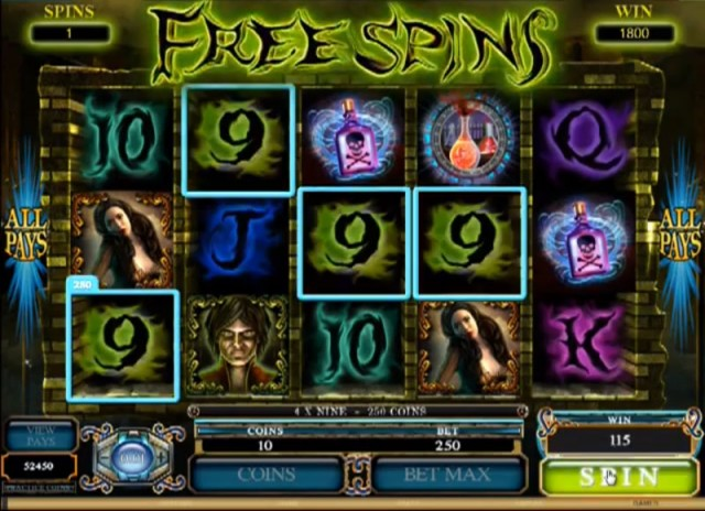 Jekyll and Hyde Online Pokie
