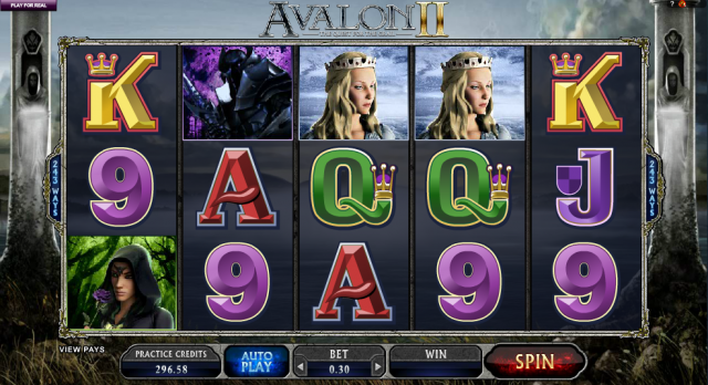 Avalon II Online Pokie