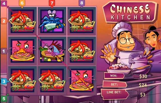 Play Chinese Kitchen Online Pokies at Casino.com Australia