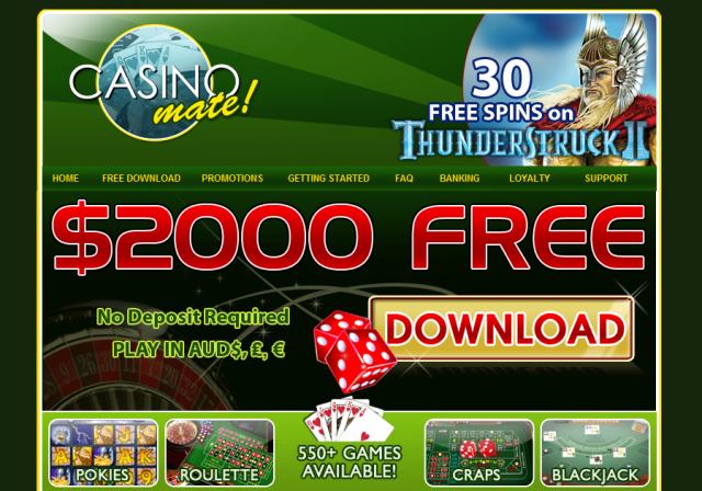 Online Casino Mate