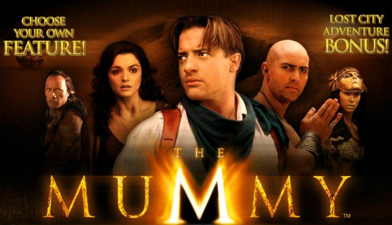 The Mummy Pokie