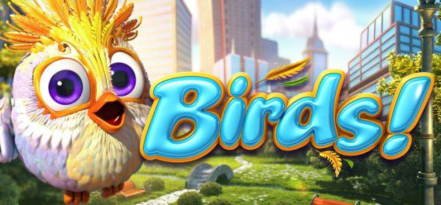 Birds! Pokie