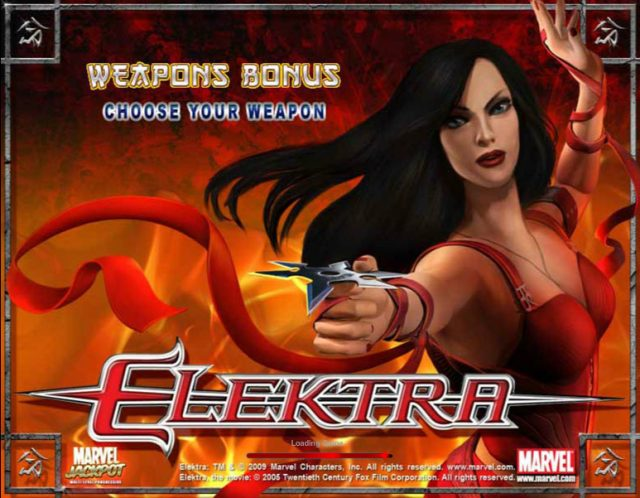 Elektra Pokie by Playtech