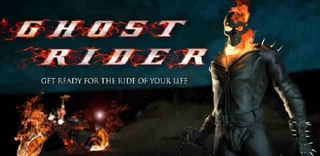 Ghost Rider Pokie by Playtech