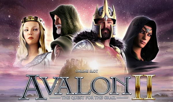 Avalon II Pokie by Microgaming